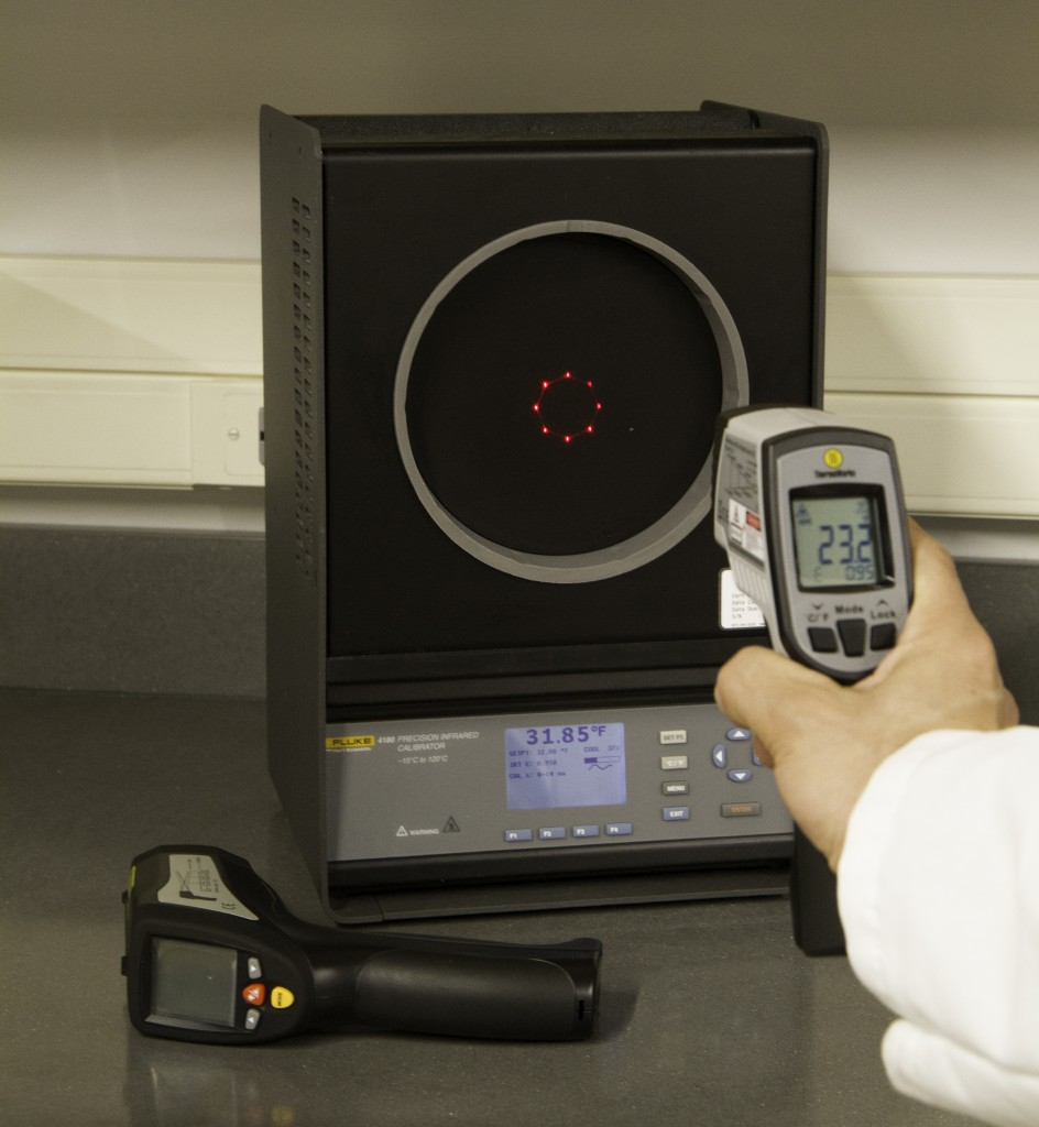 thermoworks Infrared calibration