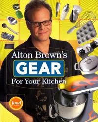 Alton Brown's Gear
