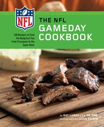 The NFL Gameday Cookbook by Ray Lampe