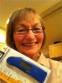 Free Thermapen Winner Nancy Hemenway