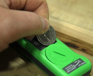 Open with Care: the Thermapen Battery Cover
