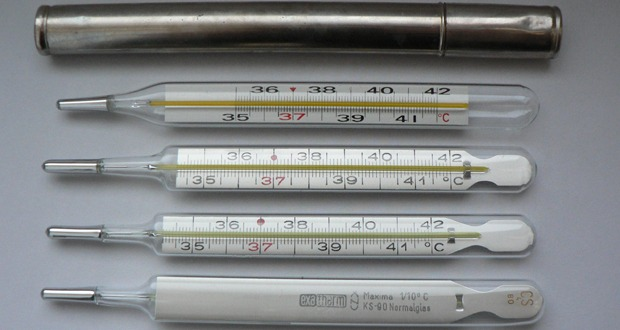 thermometers that cannot be calibrated