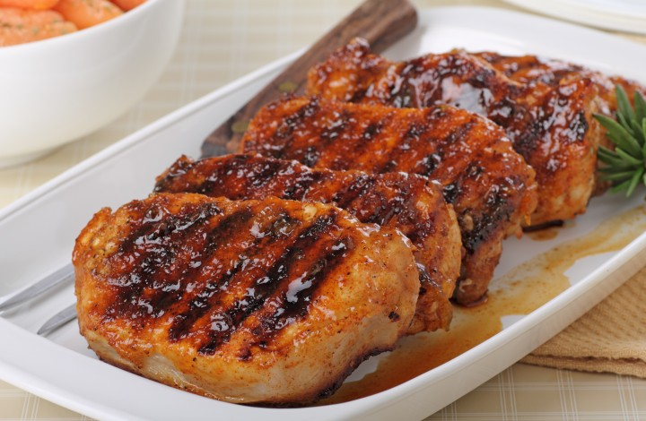 Canadian Maple Syrup: The perfect complement to perfectly cooked pork chops