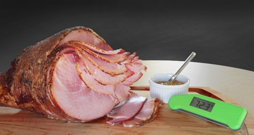 Thermal Secrets to Moist and Flavorful Ham