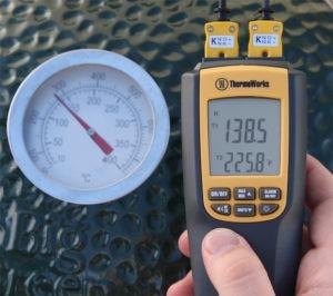 Smoker Thermometers