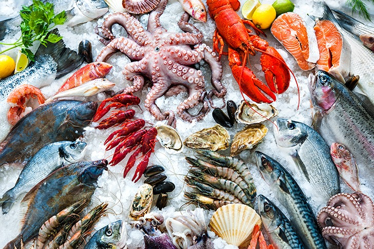 Seafood temperatures are important for proper cooking