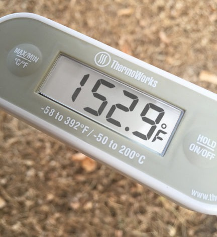 Temperature: An Essential Ingredient for any Quality Compost Pile