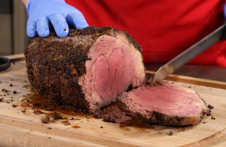 Simple Steps to the Perfect Christmas Rib Roast