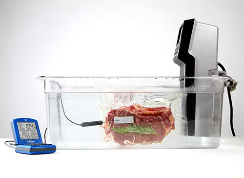 An introductory guide<br>to sous vide cooking