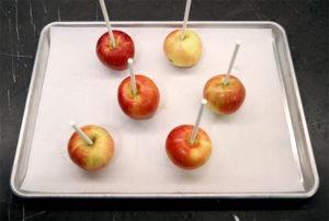 Caramel Apple Prep