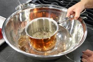 cooling sugar