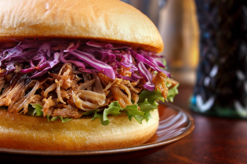 Pulled Pork På Gasgrill 6 Timer : Smoked pulled pork done in half the time thermoworks