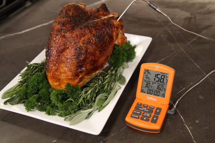 Turkey Breasts 5 Steps To Juicy Turkey Thermoworks