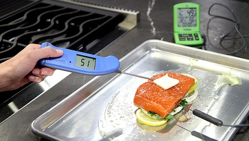 Thermapen and ChefAlarm