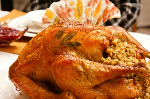 Stuffing and Roasting Your Turkey…Safely