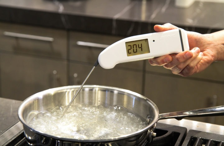 Thermal Secrets to Boiling Point Calibration