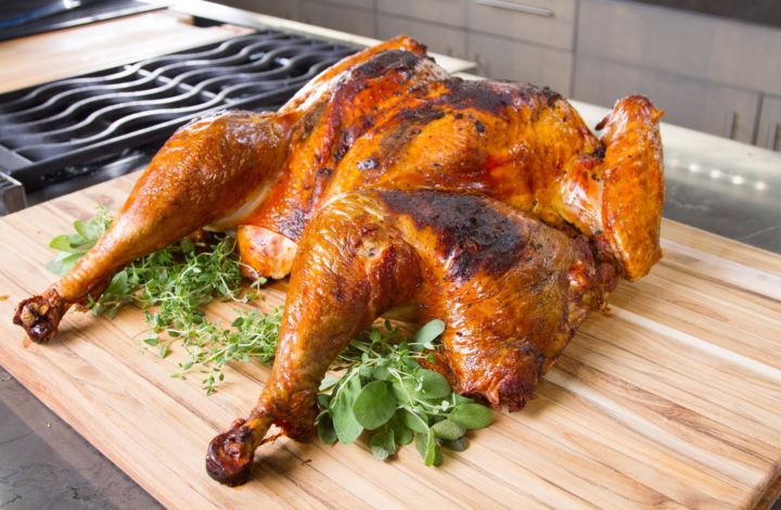 Spatchcocked: Roast Your Turkey in Record Time!