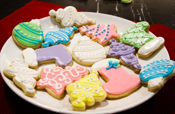 Christmas Cookies: Key Temps