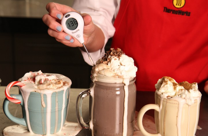 Hot Chocolate Serving Temperatures