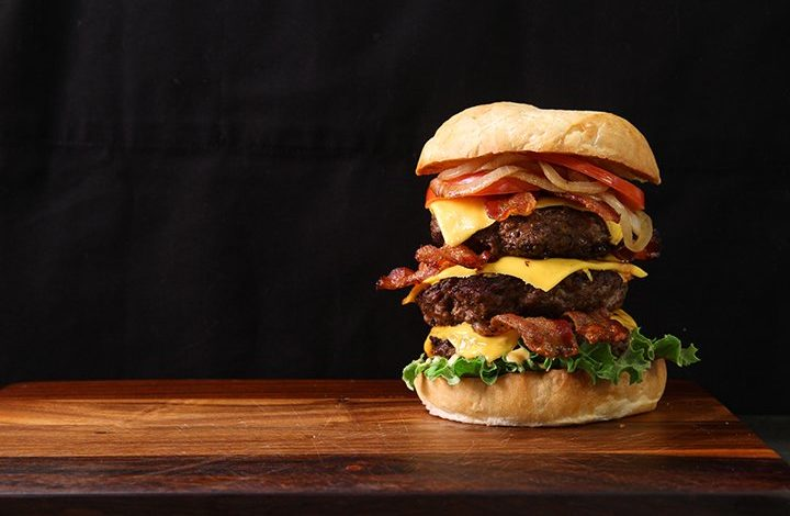 Grill-Worthy Burgers Indoors