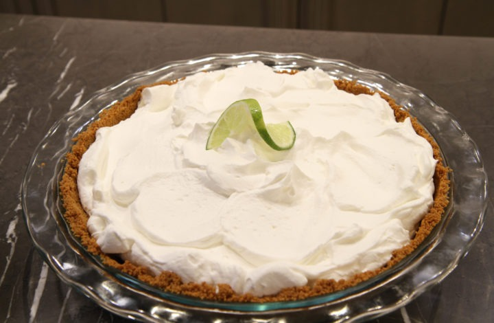 Thermal Tips for Key Lime Pie, a Classic!