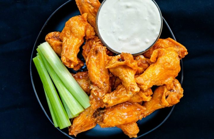 Hot Wings!