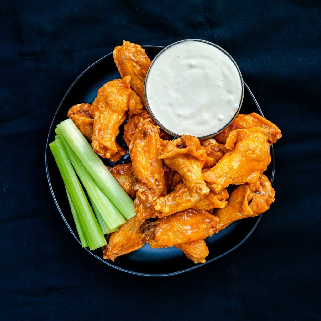 Fried chicken wings, a how-to