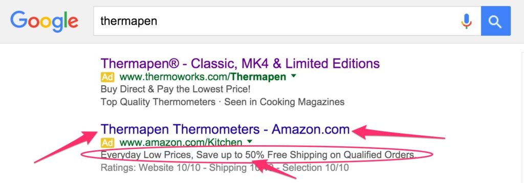 "Google Search for ""Thermapen"""