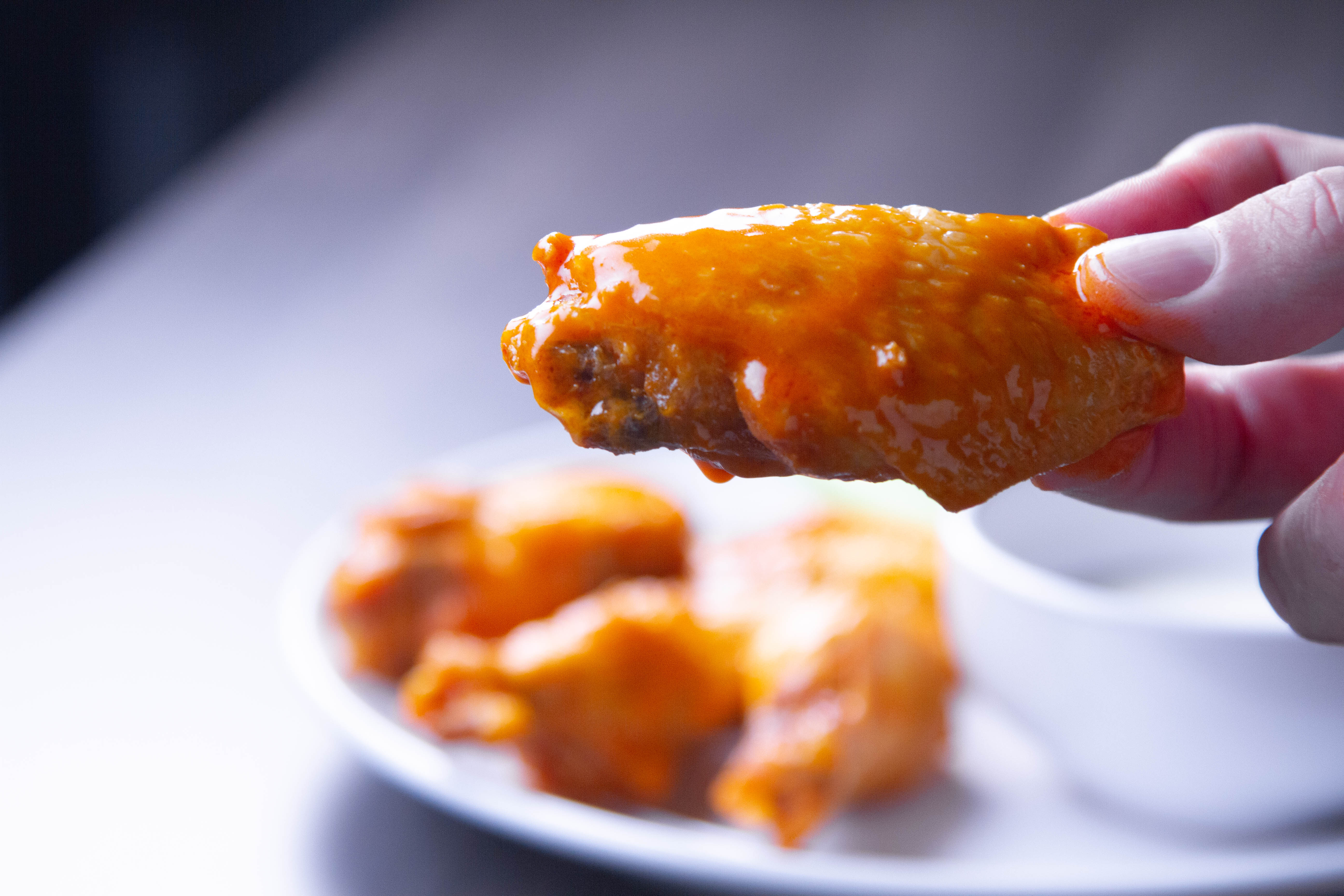 How to make chicken wings