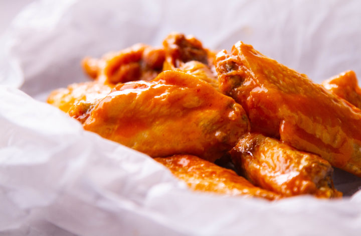 Chicken Wings Recipe: Basics for Game-day Parties