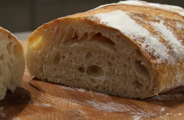 Time, temperature and bread: Baking rustic and artisan loaves