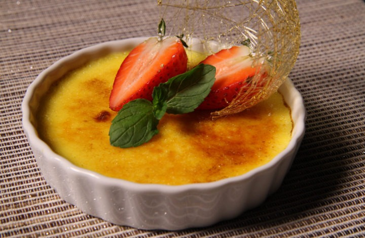Thermal Secrets for Crème Brûlée