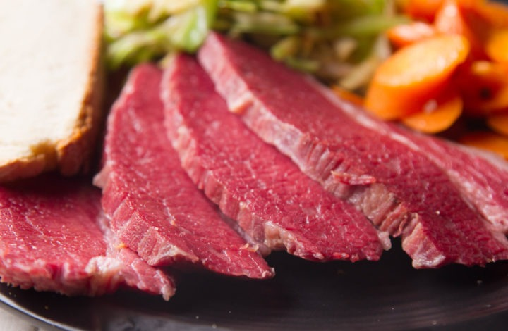 Thermal Tips:  St. Patrick's Day Corned Beef