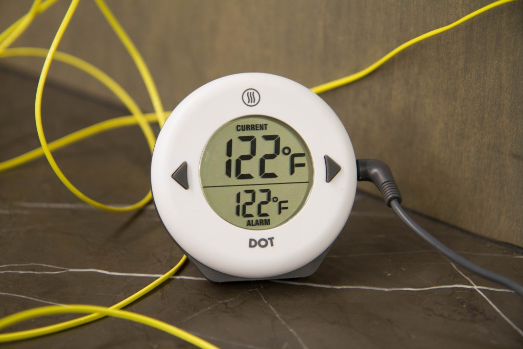 ThermoWorks DOT alarm Thermometer