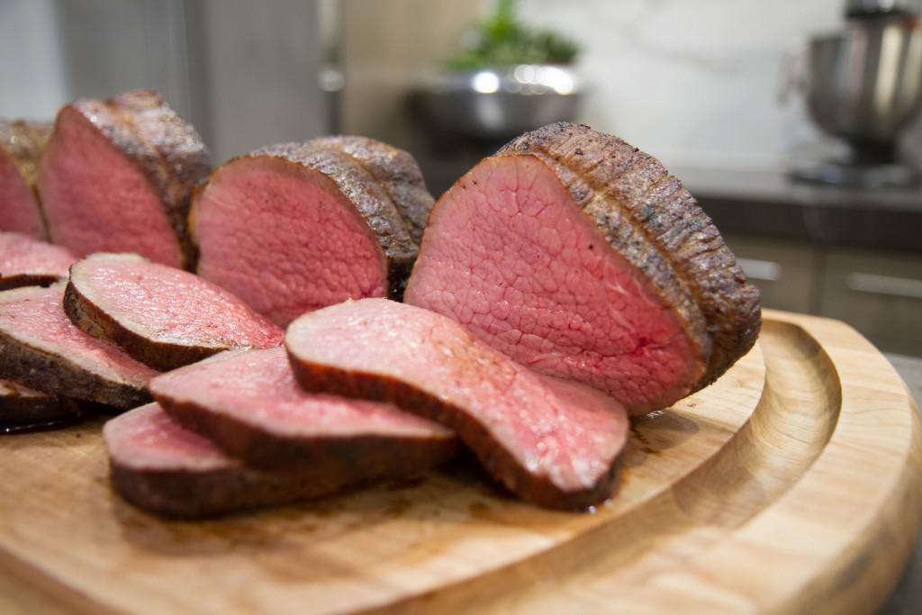 Medium Rare Beef