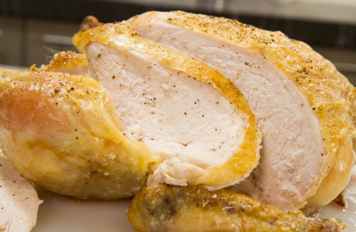 Thermal Tips: Simple Roasted Chicken—Cooking Chicken to the Correct Temperature