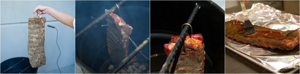 how to bbq spare ribs