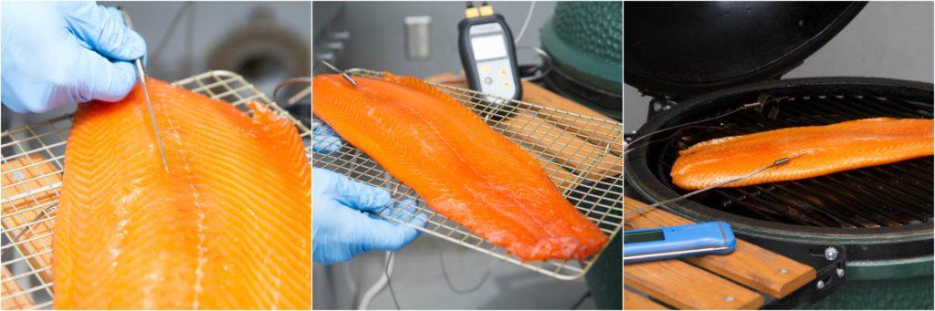 What Temperature to Smoke Salmon
