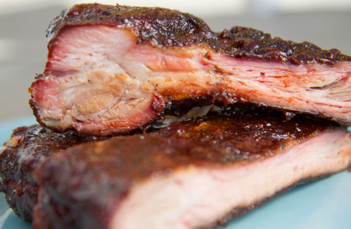 Key Temps: BBQ Spare Ribs
