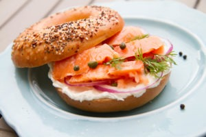 The Best Smoked Salmon