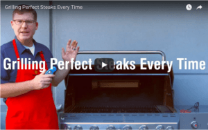 How to Grill a Steak Video