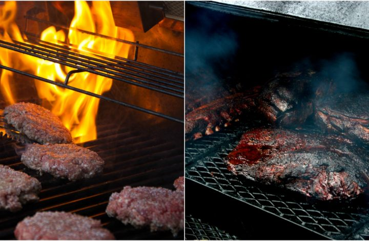 The Difference Between Grilling and BBQ