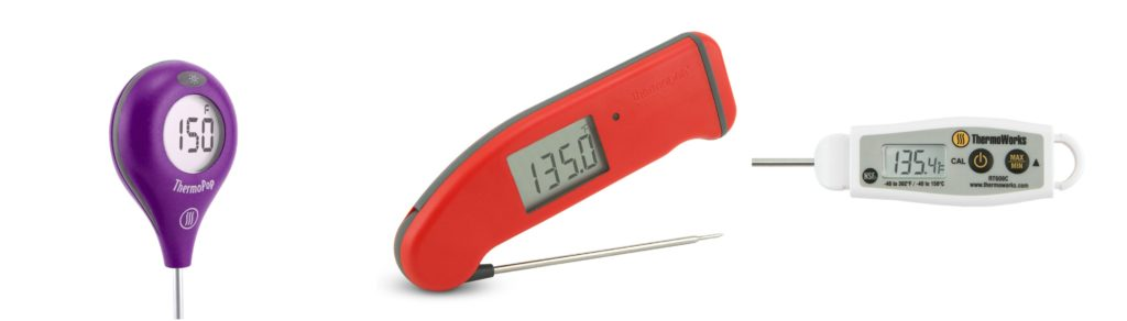 Grilling vs BBQ grilling Thermometers