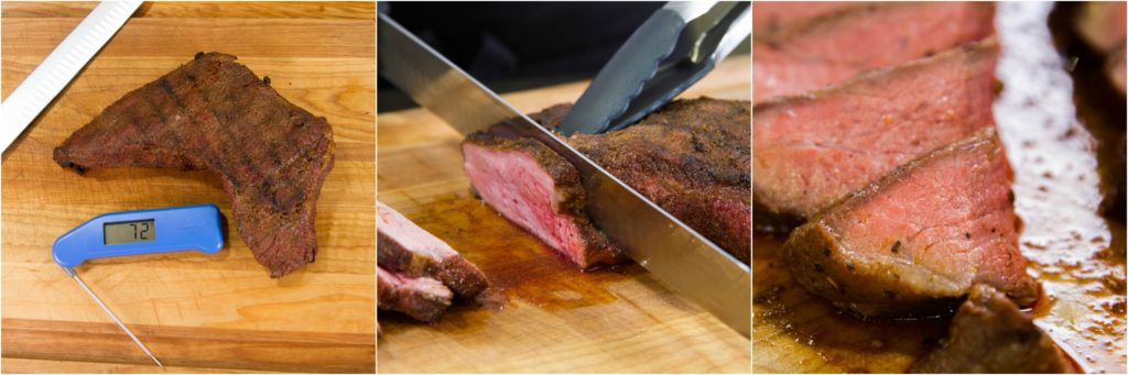 how to cut tri tip