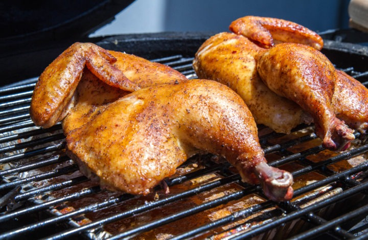 Perfect Temperatures for BBQ Chicken