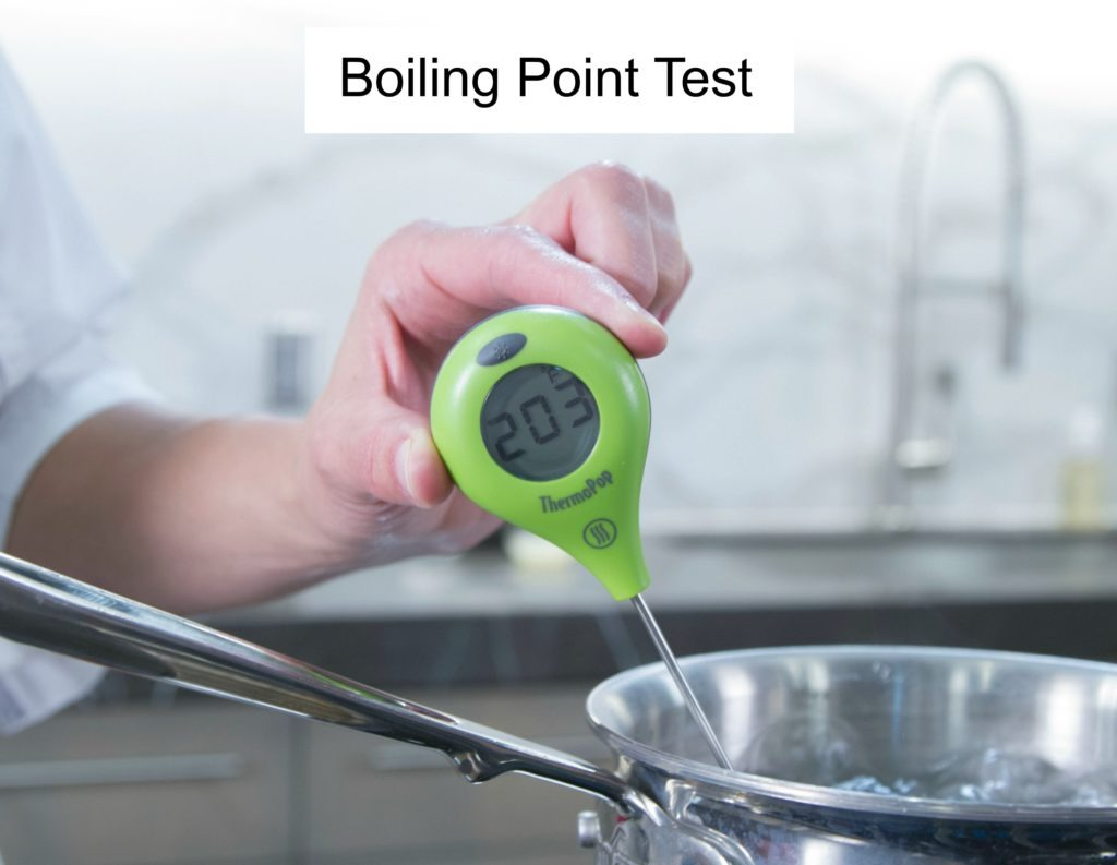 Boiling Point Test