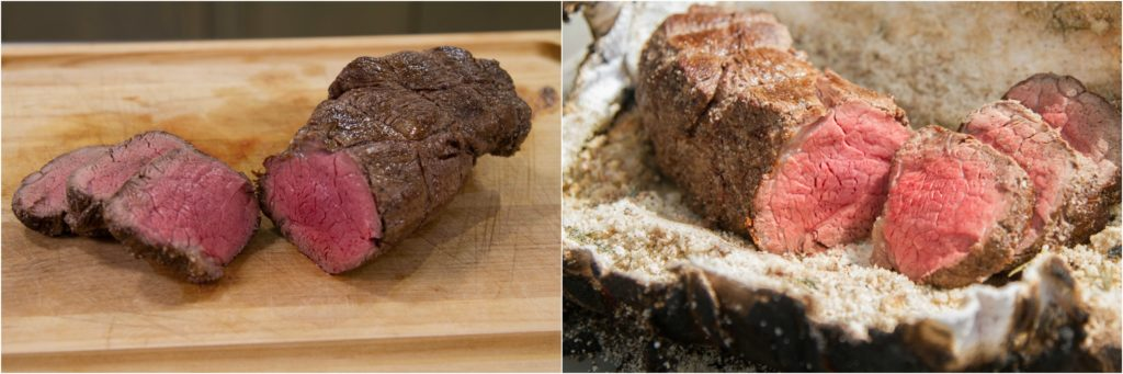 perfect beef tenderloin
