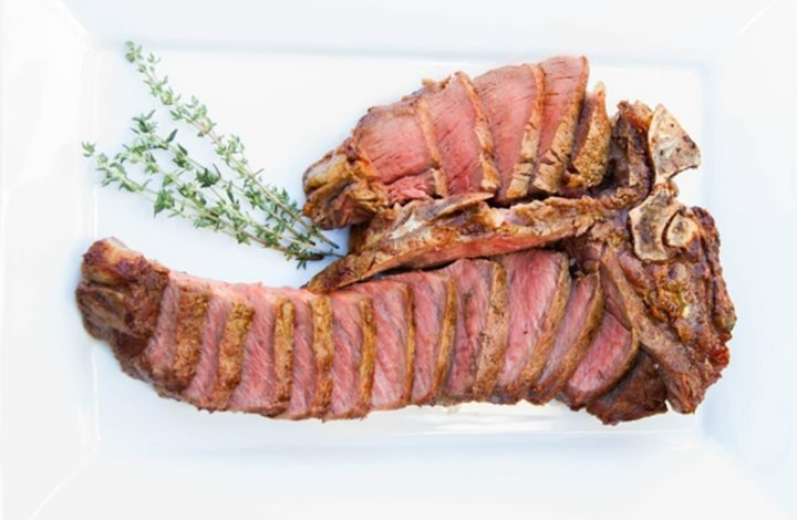 How to Broil the Perfect Porterhouse Steak