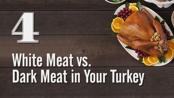 White Meat vs. Dark Meat Turkey Cooking Methods