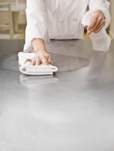 Cooking turkey kitchen sanitation bacteria thermoworks temperature